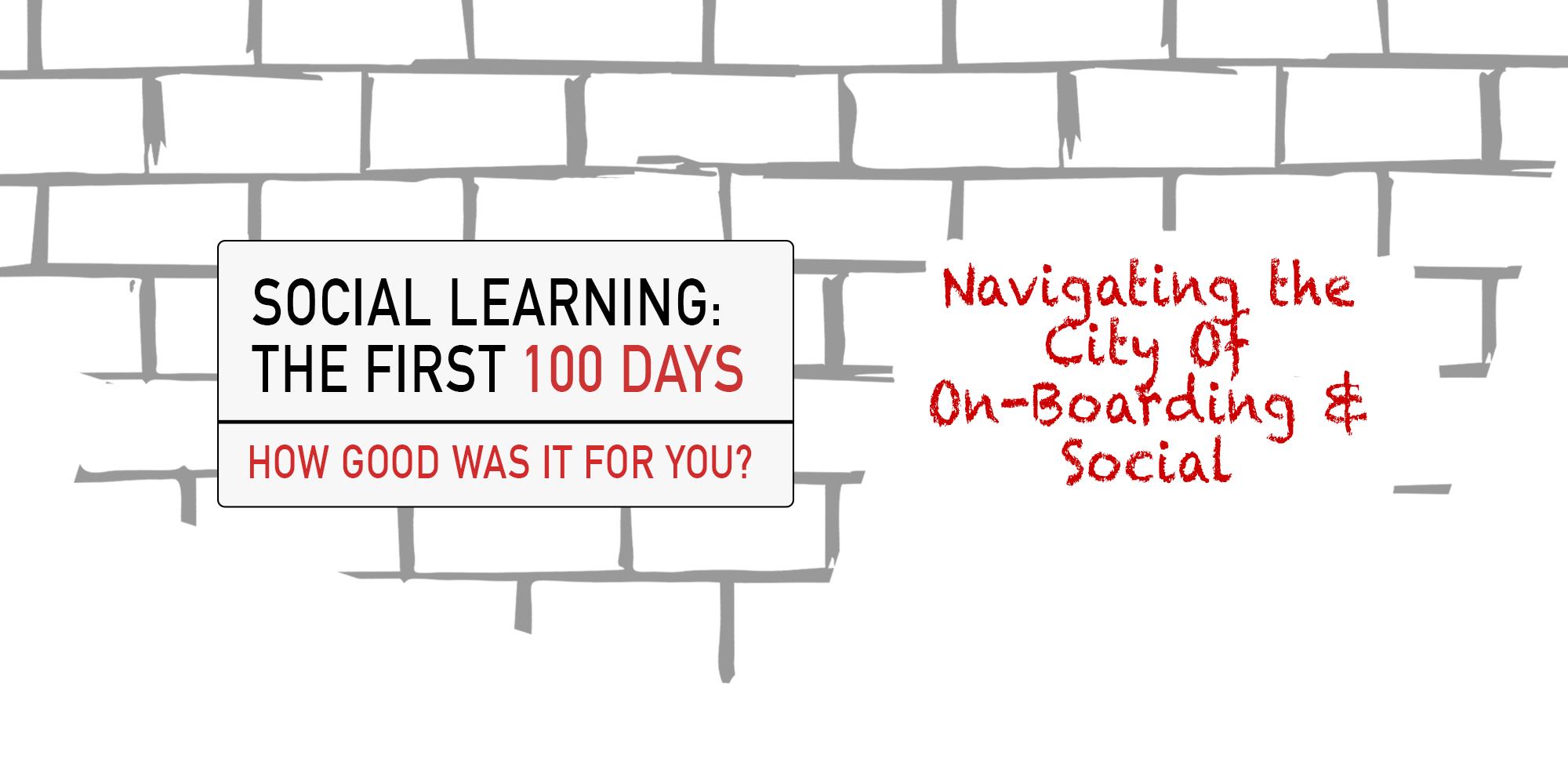 100 Days of Social